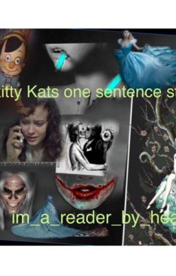 Kitty Kats One sentence stories