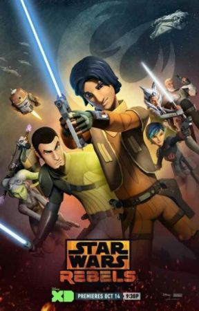 STAR WARS REBELS: NO ONE IS ALONE by DKMeole