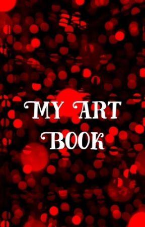 My Art Book - Insanity Monster - Wattpad