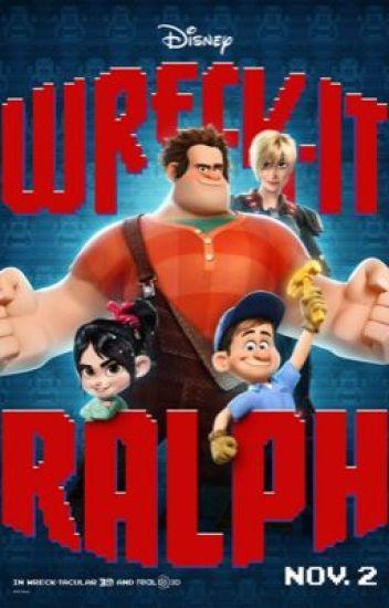 Wreck It Ralph One-Shots - Maxine - Wattpad