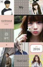 My Girlfriend Is Thief Girl by Hmuxol1074