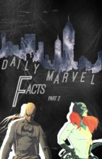 Daily Marvel Facts | Pt. 2 by Carol-Danvers