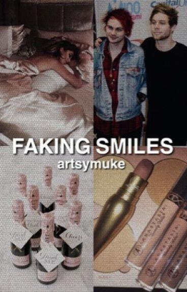 faking smiles // muke