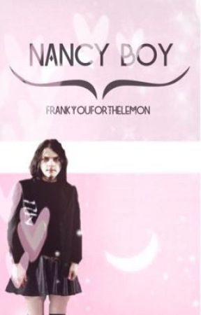 Nancy Boy (Frerard) by FrankYouForTheLemon