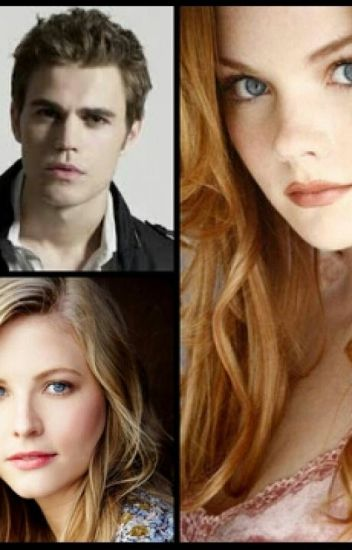 Stefan's Daughter. (The Vampire Diaries)