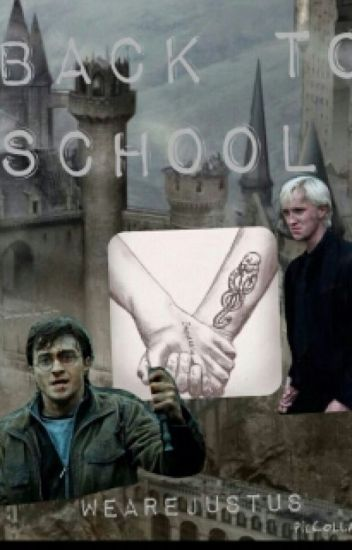Back To School (Drarry Fanfic)