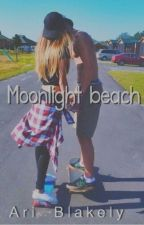 Moonlight Beach by ariblakely7