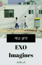 EXO Imagines by moonjaebell