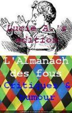 L'Almanach des Fous [Pubs/Humour] by luce-story