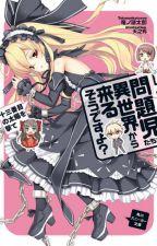 Mondaiji-tachi ga isekai kara kuru soudesu yo:Volume 4 by RyanLim929
