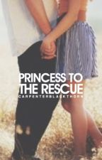 Princess to the Rescue by carpenterblackthorn