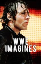 WWE Imagines by pinkicebow