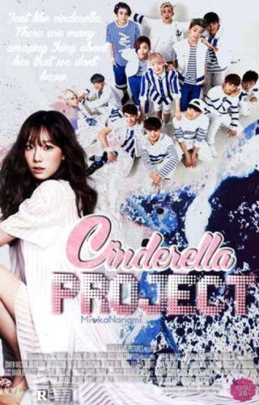 Cinderella Project    SEVENTEEN FANFIC   