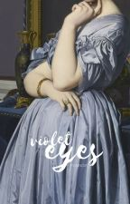 VIOLET EYES | LES MISÉRABLES by filmnoir_