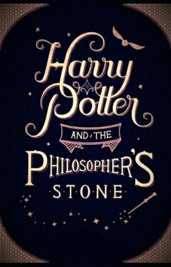 The Philosopher's Stone (Harry Potter x Reader)