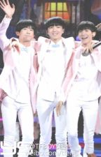 Tfboys and Me!!! by Sophia051203