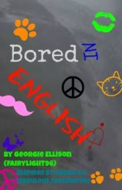 Bored in English by fruitea