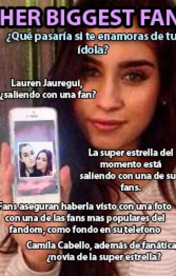 Her Biggest Fan (Camren)