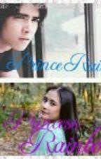 Prince Rain & Princess Rainbow by Stiffany25
