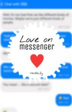 Love on messenger [CZ, Book 1]✔ by cancallmenicole_