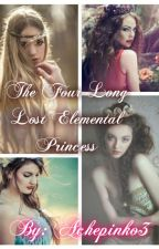 The Four Long Lost ELEMENTAL PRINCESS by achepink03