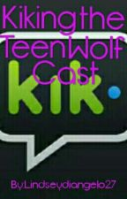 Kiking the Teen Wolf Cast by Lindseydiangelo27