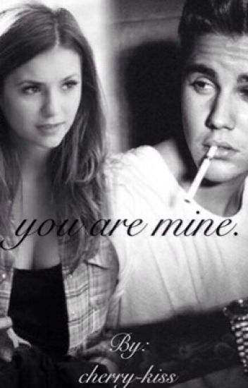 You are mine.