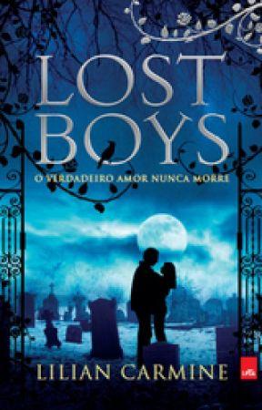 Lost Boys - O Verdadeiro Amor Nunca Morre by liliancarminebrasil