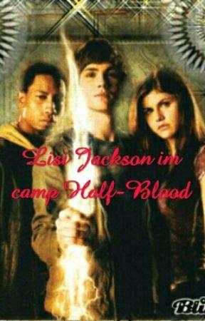 Lisi Jackson im camp Half-Blood by SamanthaZink2
