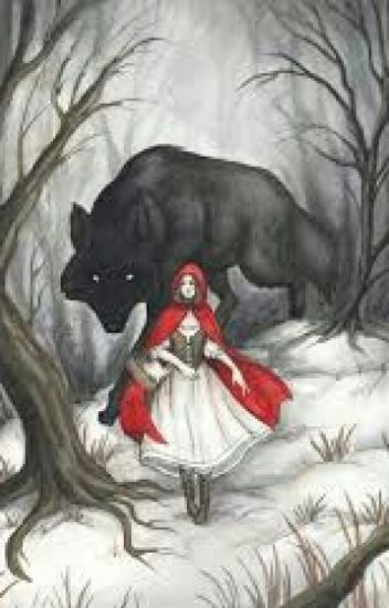 Little Red Riding Hood And Her Wolf Melody Myers Wattpad