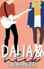 Dalia & Nick by -darkheaven