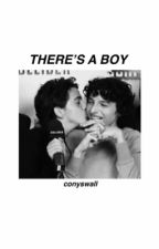 THERE'S A BOY :: KELLIC. by drafoy