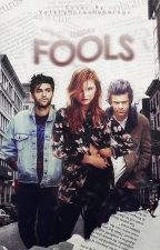 Fools #Wattys2016 by itisday