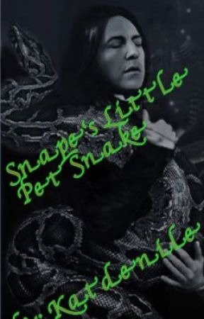 Snape's Little Pet Snake (on hold) - Chapter 4 - Page 2 ...