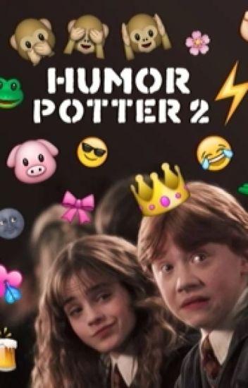 Humor Potter 2 (#Wattys2016)
