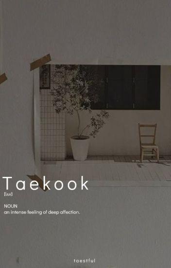 Taekook Imagines