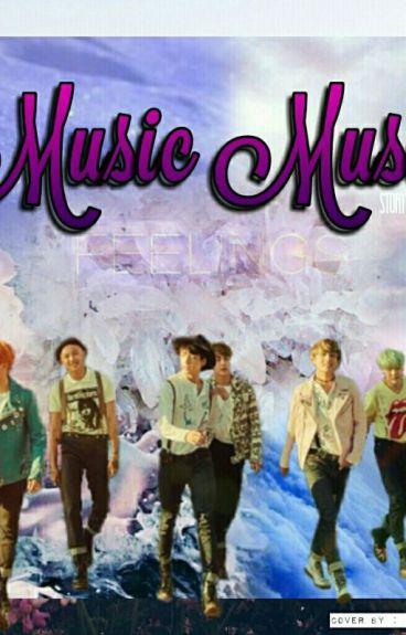 Music Muse [BTS x Reader]