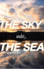 ☾the sky under the sea ☾•a percy jackson fanfiction• by ravencycles