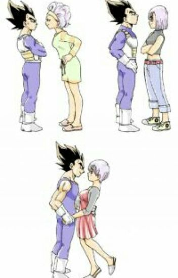 New Feelings (VegetaxBulma)