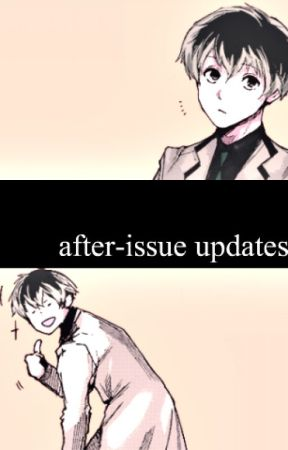 After-Issue Updates by TokyoGhoul-Magazine
