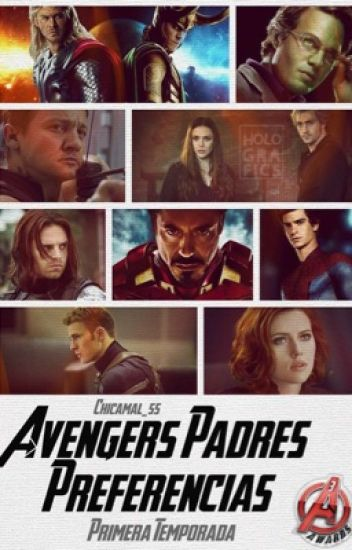 AVENGERS PADRES PREFERENCIAS (1 TEMPORADA)