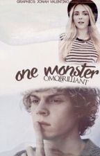 One monster by danielahemmings_1996