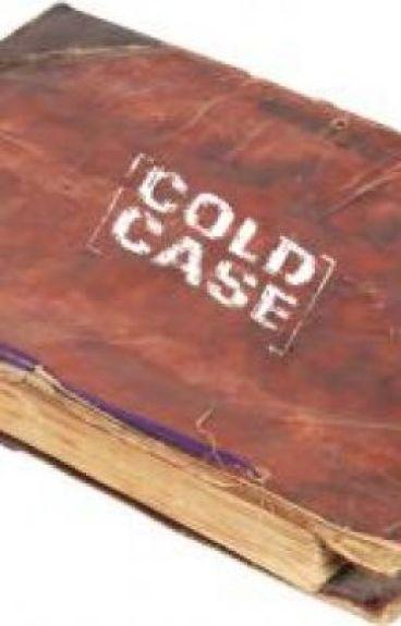 Cold Case *Criminal Minds FanFiction*