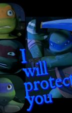 TMNT Fanfiction:  I Will Protect My Brothers, At Any Cost by karkar15