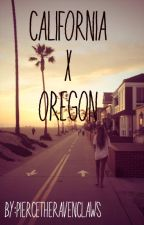 California x Oregon by PierceTheRavenclaws