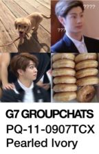 groupchats | got7   by akabrowny
