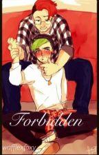 Forbidden by wafflexfoxy