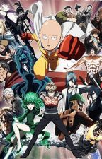 Enigma (One Punch Man Fanfic) by LostWithin