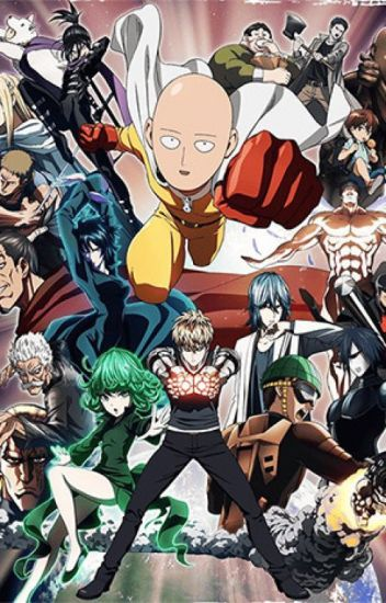 Enigma (One Punch Man Fanfic)