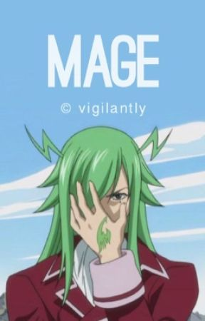 Mage (Freed x Reader) by vigilantly